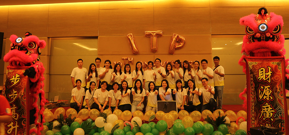 ITP Celebrates 10th Anniversary!