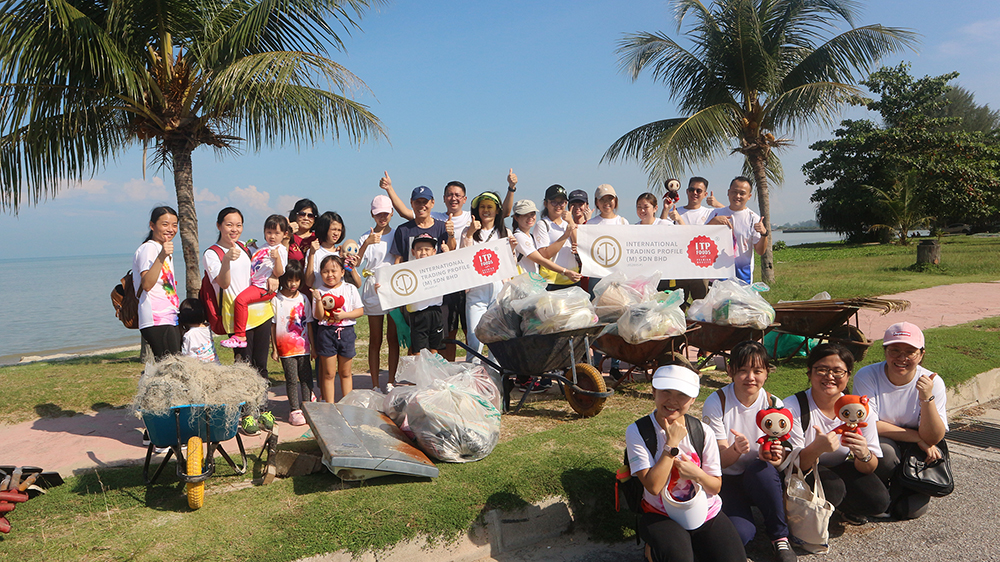 ITP International Coastal Clean-Up Day 2019